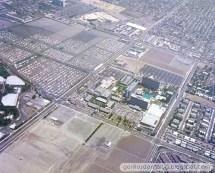 Gorillas Disneyland Hotel Aerial Pix