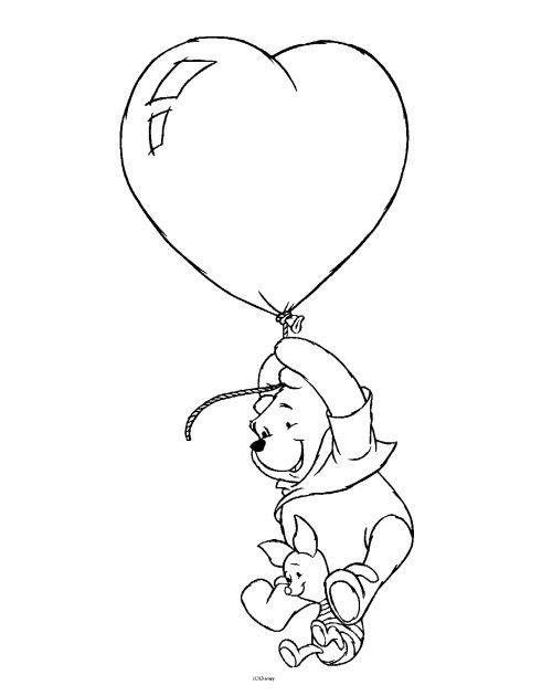 Malvorlagen Winnie Pooh Und Seine Freunde - Malbuch 2020