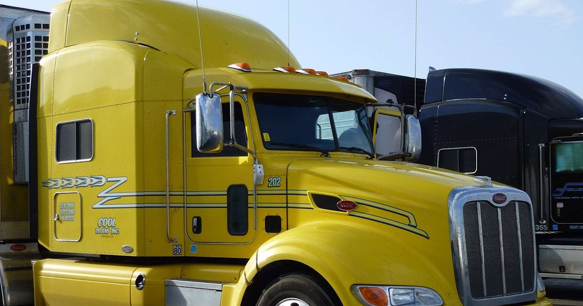 Owner Operator Truck Driving Jobs Near Me - GeloManias