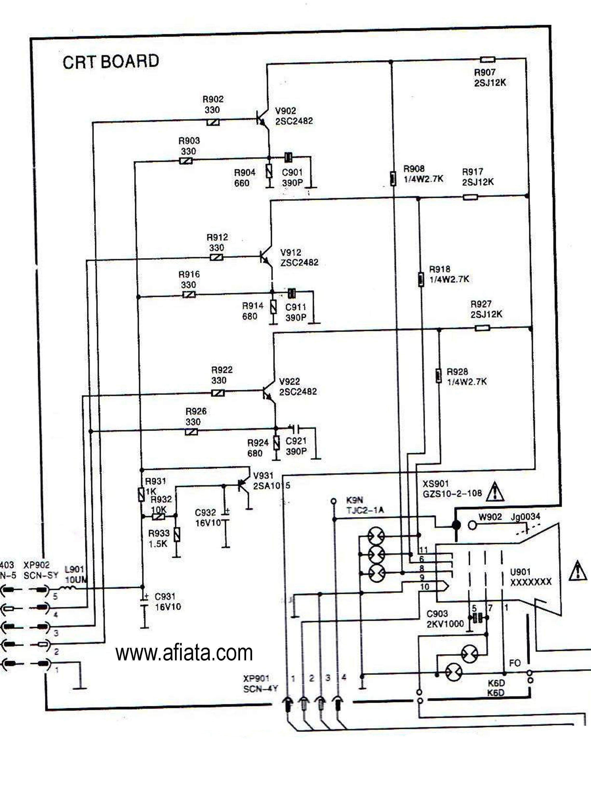 [DIAGRAM] Sansui Tv Circuit Diagram FULL Version HD