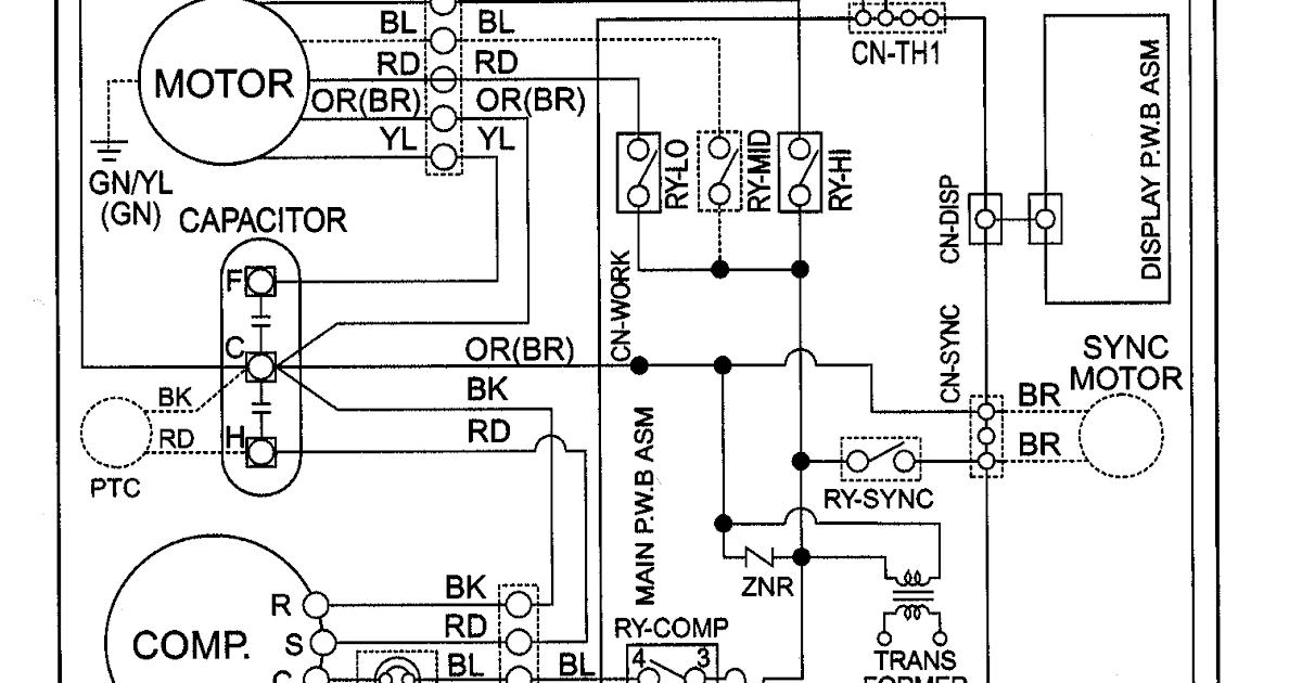 [DIAGRAM] Car Air Conditioner Wiring Diagram Pdf