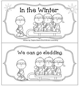 Happy Little Kindergarten: Emergent Readers