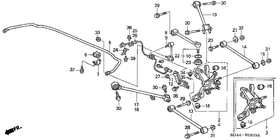 01 Honda Accord Radio Wiring Diagram