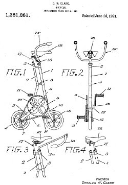 The Folding Cyclist:all about bicycle