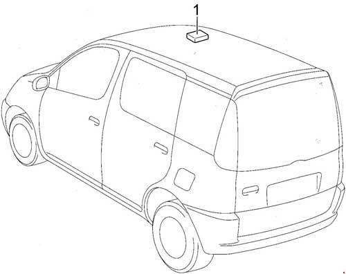 Wiring Diagram PDF: 2002 Toyota Echo Fuse Diagram