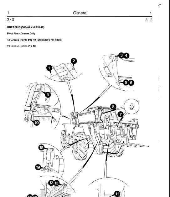 23+ Jcb 1400B Wiring Schematic