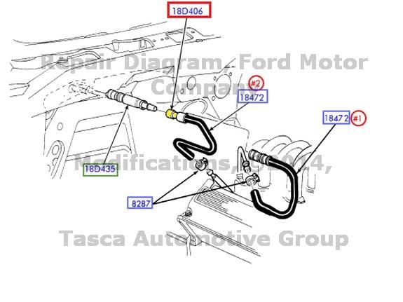 Wiring Diagram: 31 2002 Ford F150 Heater Hose Diagram