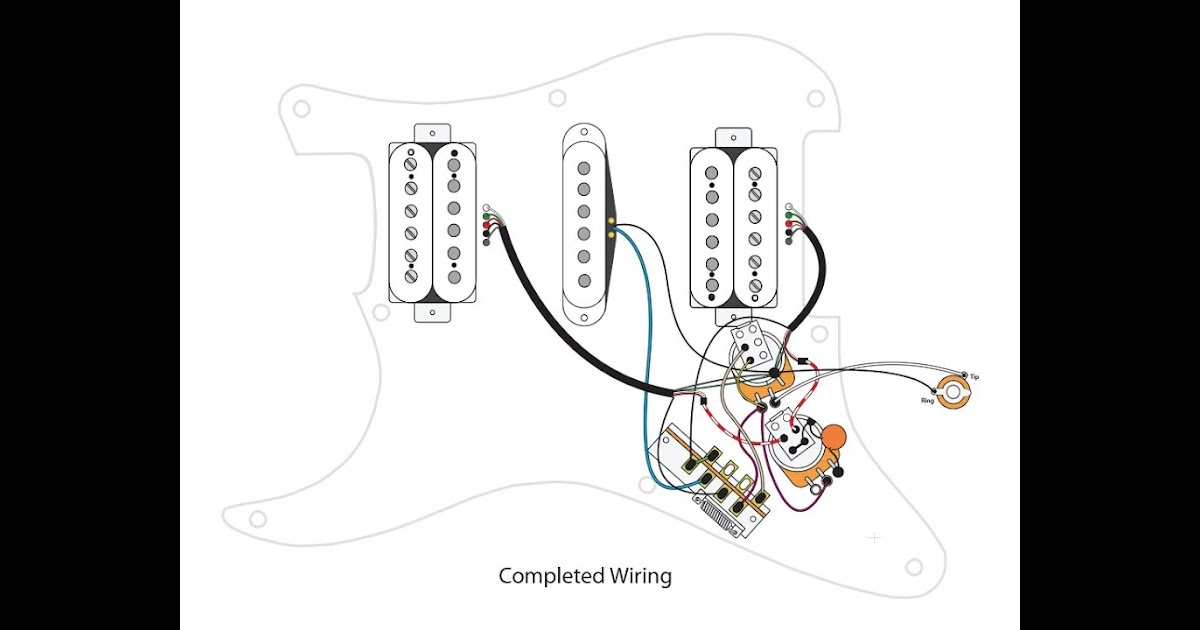 Ibanez Ssh Wiring Diagram