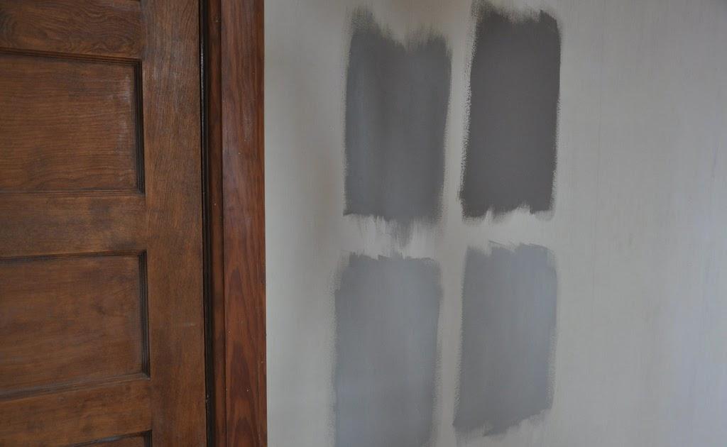 Colors Front Door Gray House