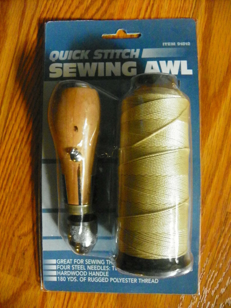 Sewing Awl Harbor Freight : sewing, harbor, freight, Quick, Stitch, Sewing