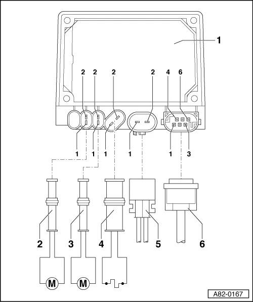 Audi A2 Wiring Diagram