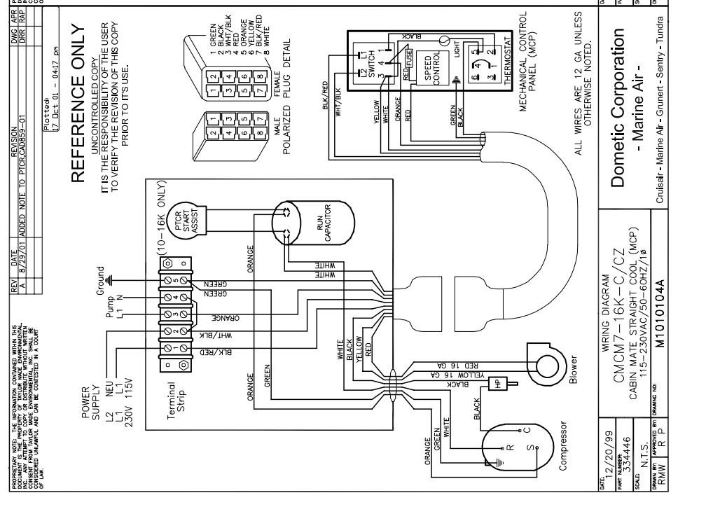 Boat Electrical Wiring Diagrams