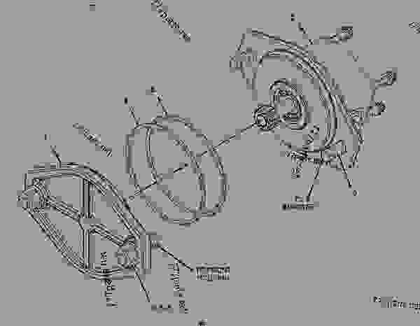 C15 Caterpillar Cat C15 Serpentine Belt Diagram