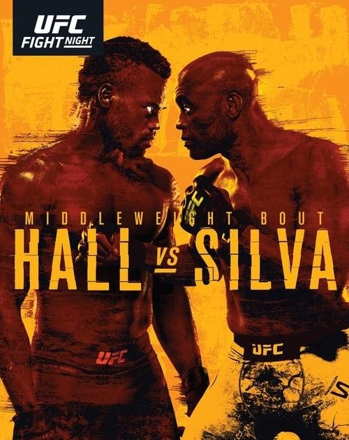 映畫全體を見る UFC Fight Night 181: Hall vs. Silva 2020 動畫 日本語吹き 替え HD