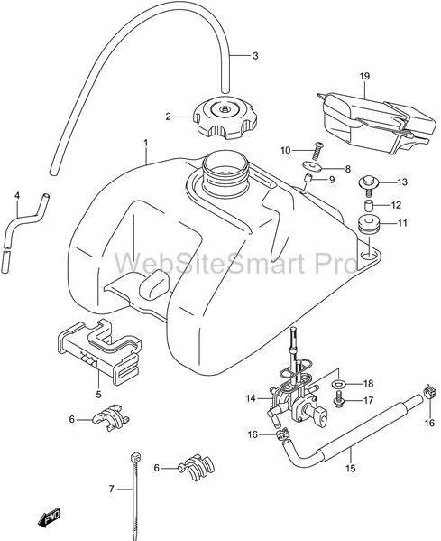 Wiring Database 2020: 29 Suzuki Ltz 400 Carburetor Diagram
