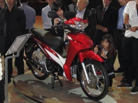 Honda Thailand Rilis New Honda Wave 110i  OTOMOTIF