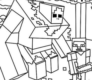 Minecraft Malvorlagen Youtube