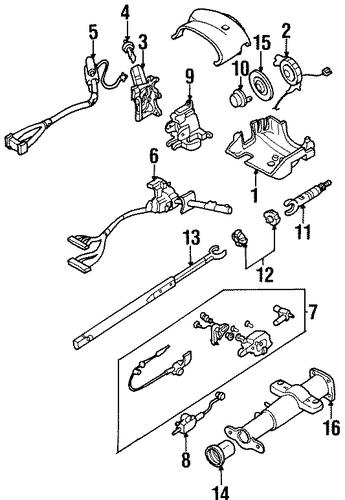 Wiring Diagram: 34 1999 Chevy Tahoe Parts Diagram