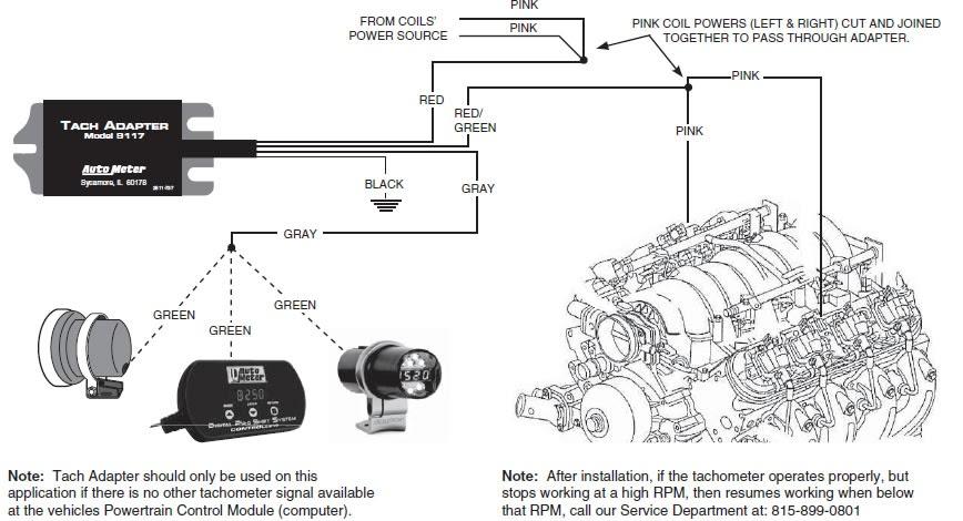 04 Focu Tach Wiring Diagram