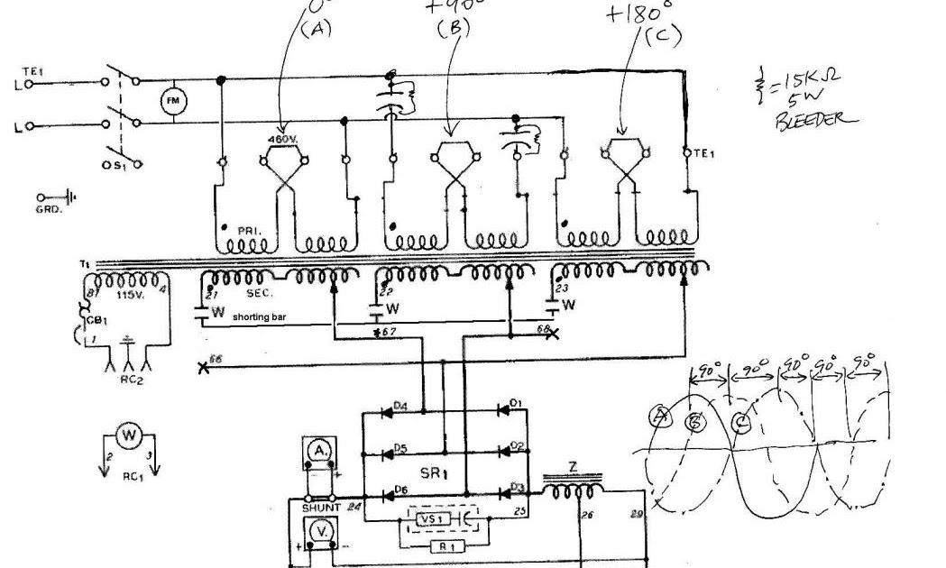 Single Phase Arc Welding Machine Transformer