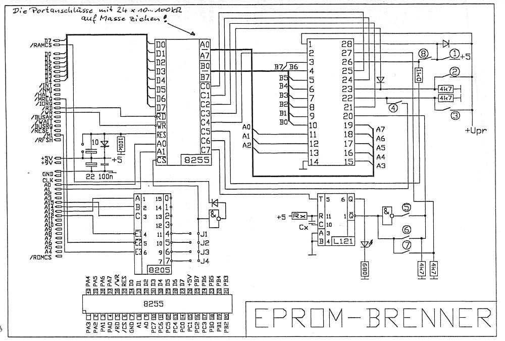 Zx81 Schematic