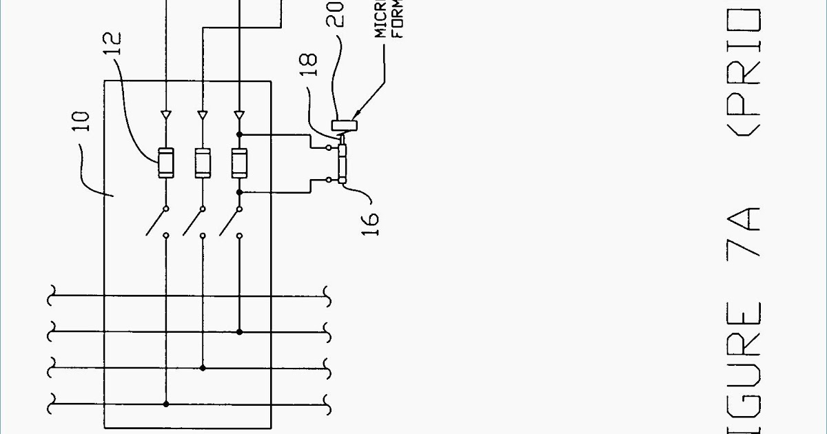 Computer Fan Diagram