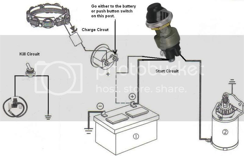 Wiring Diagram: 9 Briggs And Stratton Charging System Diagram