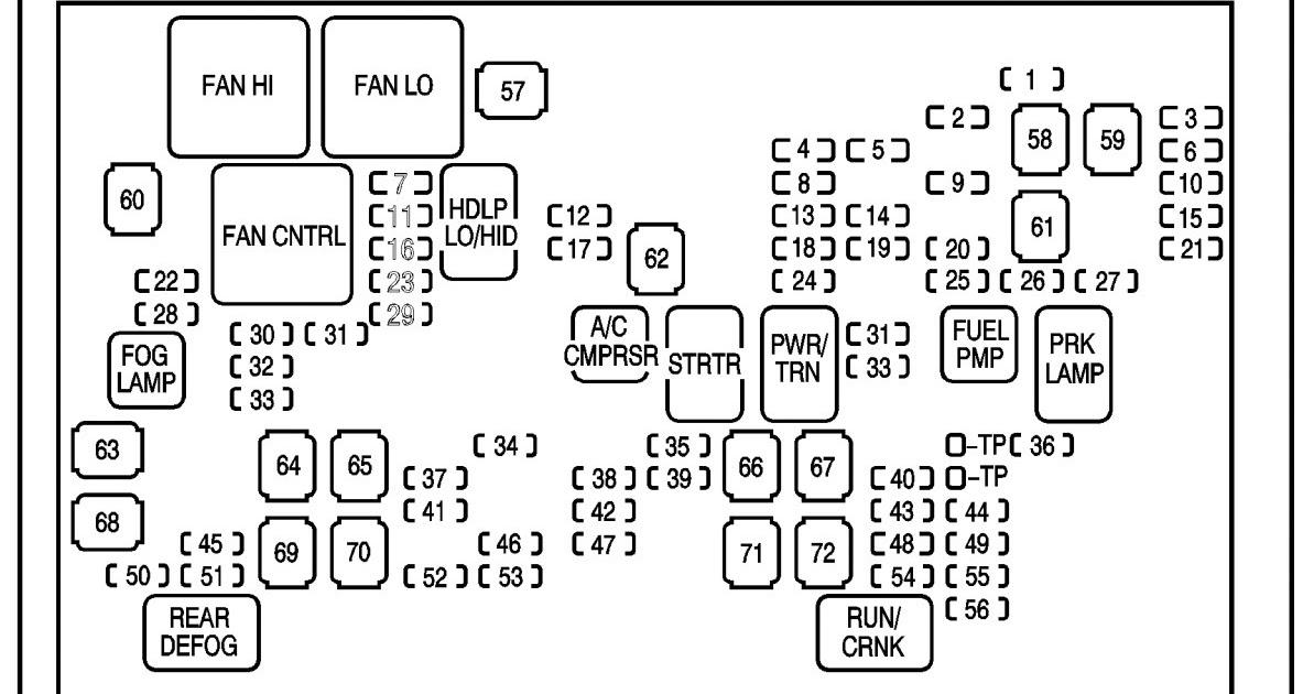 2008 Trailblazer Wiring 24 Pin Diagrams