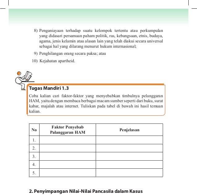 Soal pilihan ganda secara umum terdiri atas pertanyaan dan alternatif pilihan jawaban. Tugas Mandiri 1.3 Pkn Kelas 12 - Format Soal