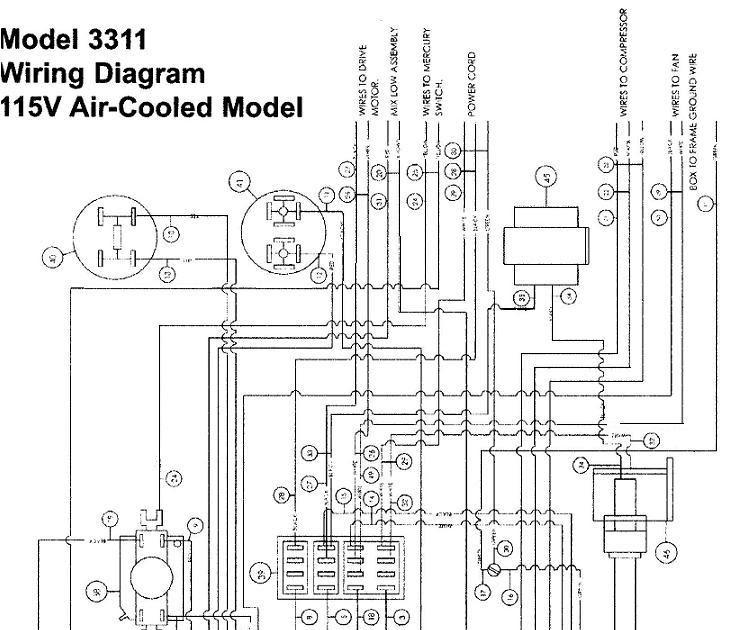 Released True Gdm 72 Wiring Diagram Read Online