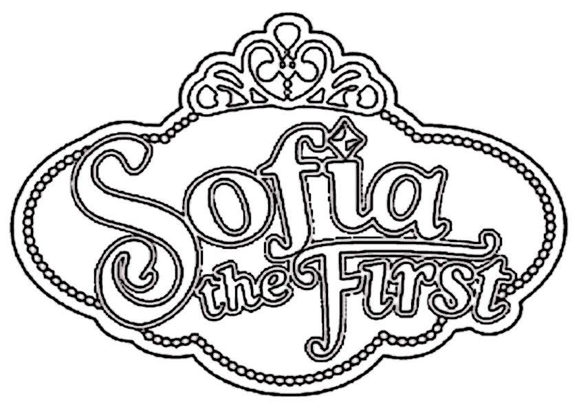 Prinzessin Sofia Die Erste Ausmalbilder - Kinder zeichnen