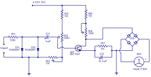 Circuit Diagram Of Tachometer | Circuit Diagram Images