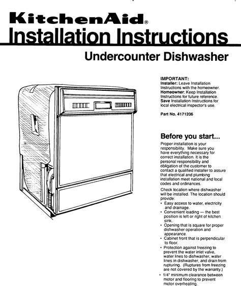 Download Link kitchenaid dishwasher repair manual Download