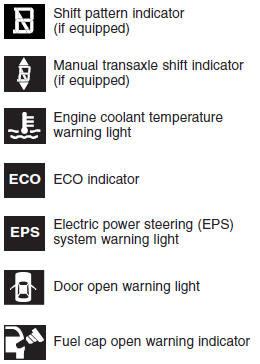 Hyundai Dashboard Symbols And Meanings : hyundai, dashboard, symbols, meanings, Perfect, Hyundai:, Hyundai, Accent, Dashboard, Symbols, Meanings