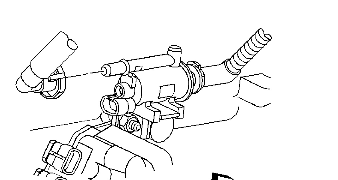 2003 Chevy S10 Evap System Diagram : S10 4 Cylinder Engine