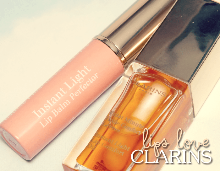 Lips Love Clarins  Clarins Instant Light Lip Balm