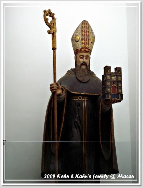 【澳門】聖保祿學院創辦人范禮安神父的長眠處 - 天主教藝術博物館與墓室 - 跟澳門仔凱恩去吃喝玩樂