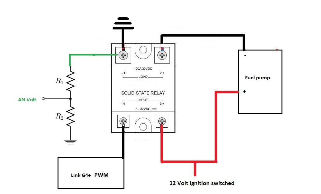 Wiring Diagram PDF: 12 Volt Fuel Pump Relay Wiring Diagram
