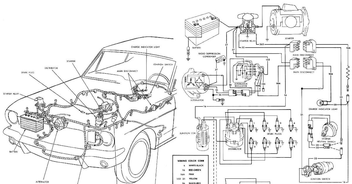 [DIAGRAM] Headlight Switch Wiring Diagram For 1992 Ford