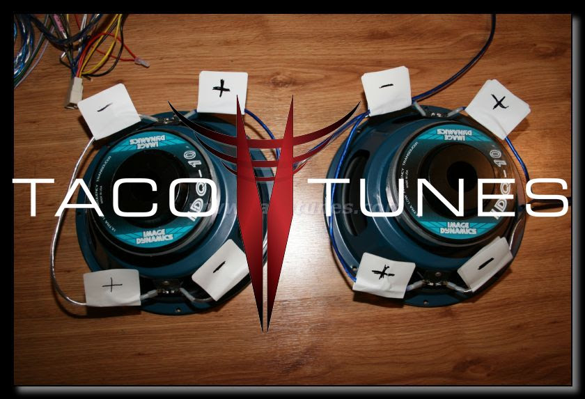 Wiring Two 4 Ohm Speakers Together