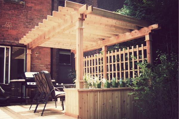 front yard ideas decks landscaping