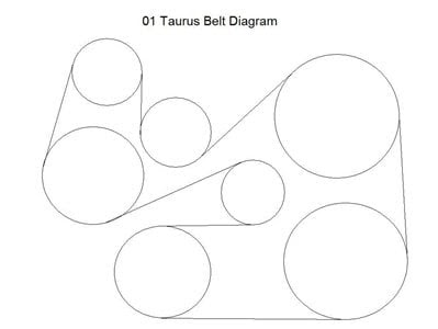 2005 Ford Taurus Engine Diagram : 29 2005 Ford Taurus