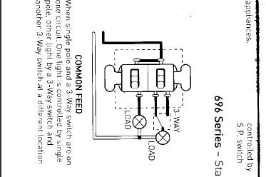Legrand Light Switch Wiring Diagram / Does It Matter Which