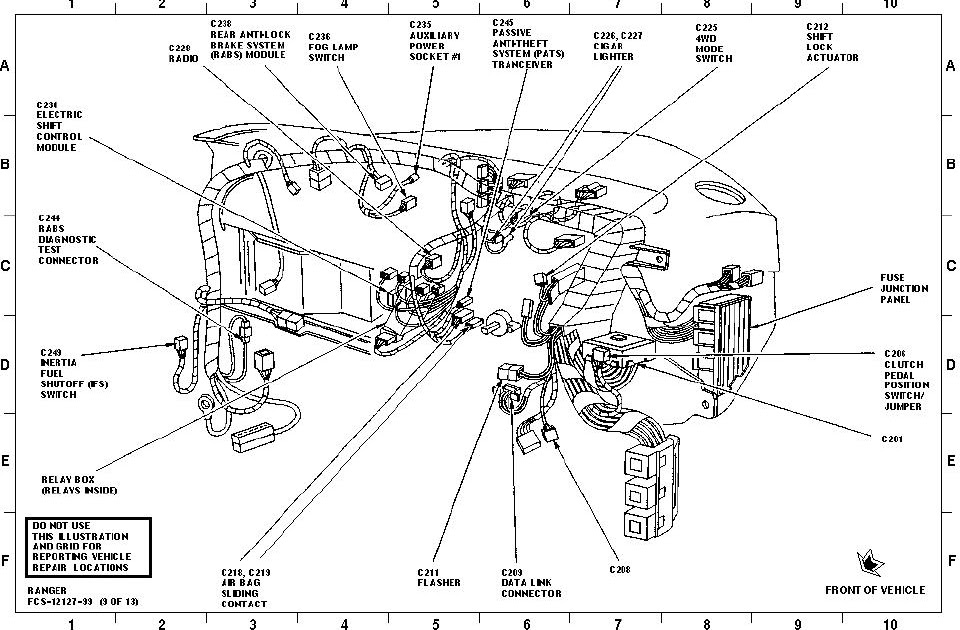 Download 2010 Ford Ranger Stereo Wiring Diagram Gif