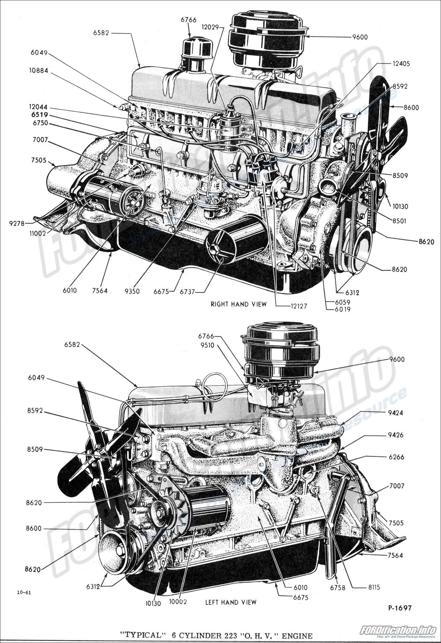 [DIAGRAM] Ford Inline Six Engine Diagram FULL Version HD