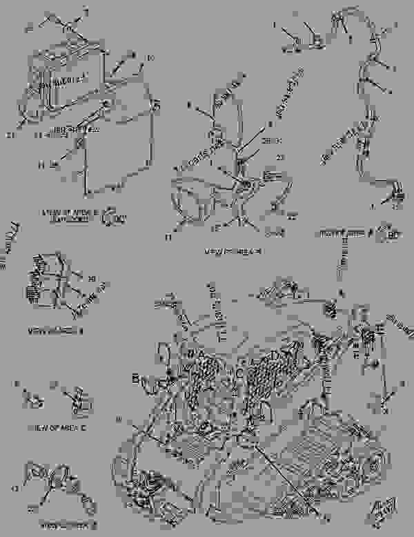 Cat 262 Skid Steer Wiring Diagram