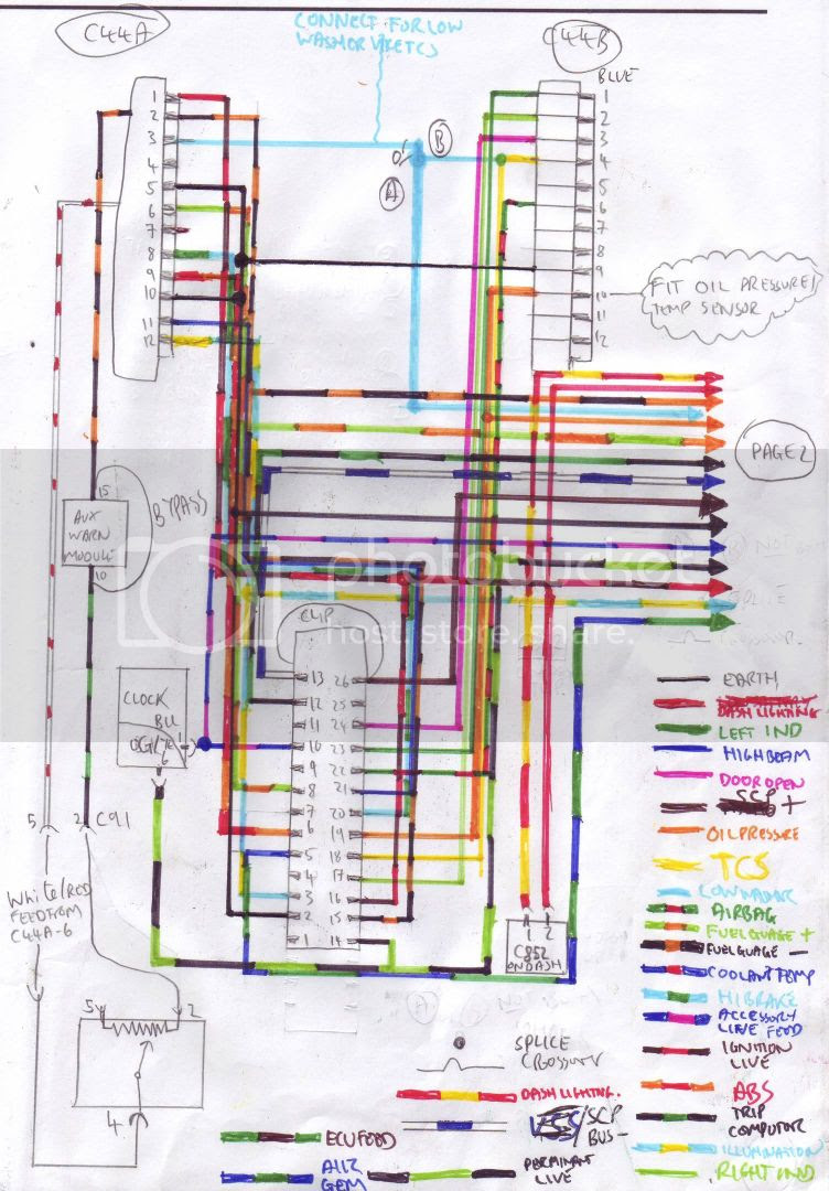 hight resolution of ford puma wiring diagram