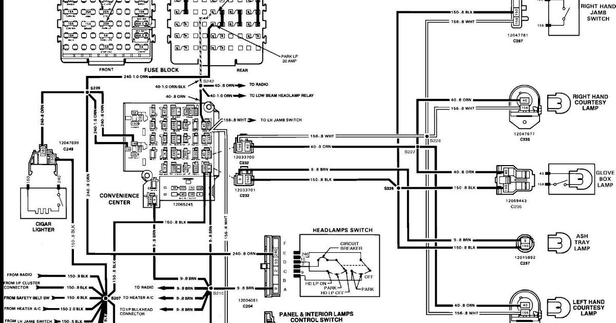 Chevy Cruze Wiring Schematic