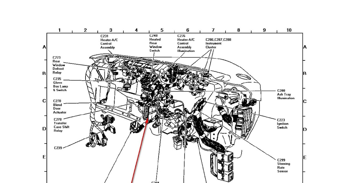 1999 Chrysler Cirrus Problems. Chrysler. Wiring Diagram