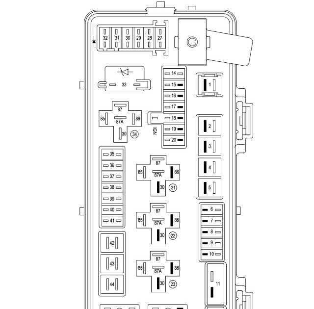 [DIAGRAM] 2004 Dodge Stratus Power Window Wiring Diagram